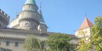 Замок в Бойнице - самый романтический замок Словакии